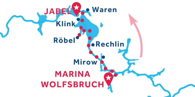 Marina Wolfsbruch to Jabel