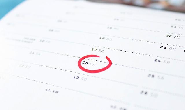 Terminabsprache – wann bekommen alle Matrosen gleichzeitig Urlaub?