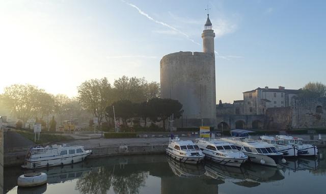 Camargue Aigues Mortes tour de Constance