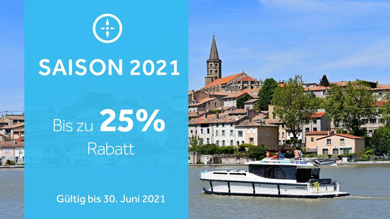 Ihre ultimativen Bootsferien im Sommer 2021
