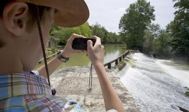 Vergessen Sie Ihre Kamera nicht beim Hausbooturlaub!
