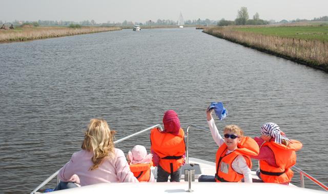 Königstag Holland Hausbooturlaub