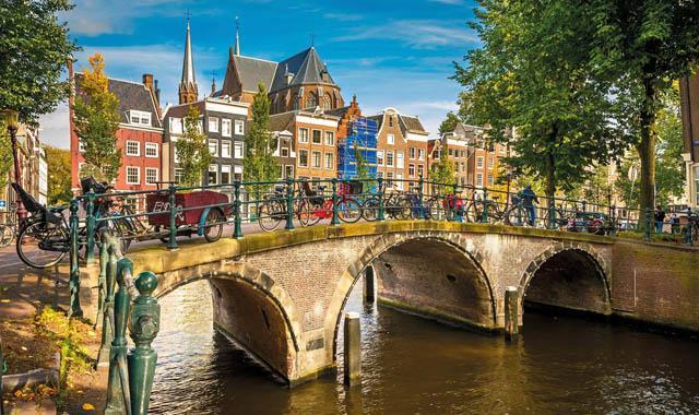 Großraum Amsterdam, Holland