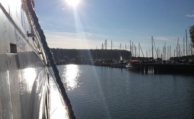 Sonne Hafen