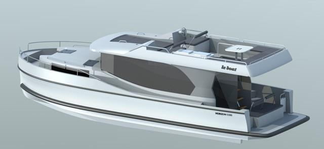 Horizon 3D Rückseite