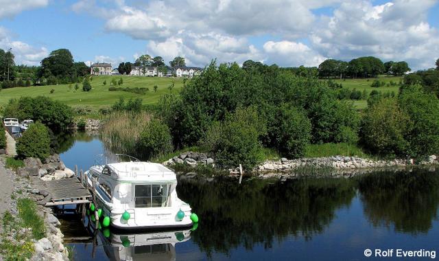 Le Boat Irland Portumna Golf