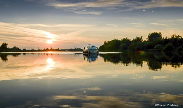 Le Boat Irland Portumna Intro