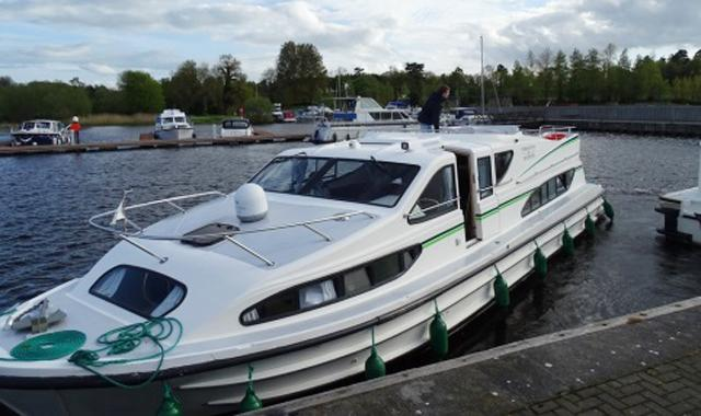 Le Boat Irland Portumna Terryglass 2