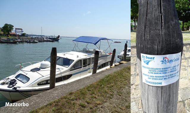 Le Boat Anleger Mazzorbo
