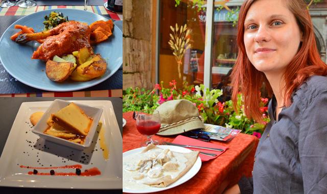 Kulinarische Spezialitäten im Burgund