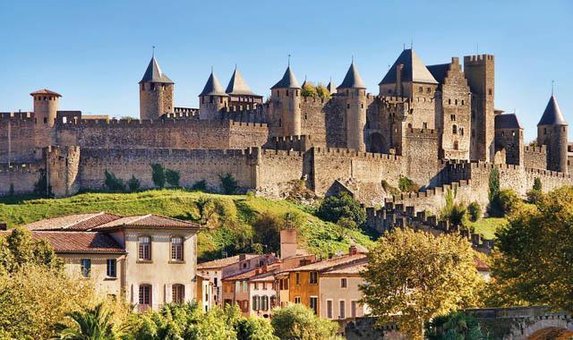 Zitadelle von Carcassonne