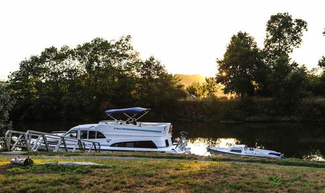 Bretagne Sonnenuntergang