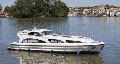Elegance Außenansicht Le Boat