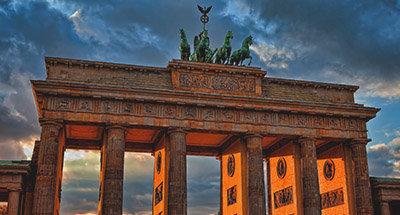 Berliner Stadtlandschaft
