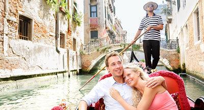 Gondole à Venise