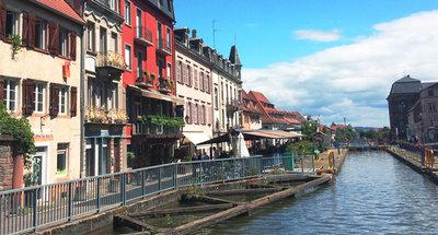 Commerces à Saverne, Alsace