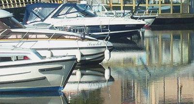Mehrere Boote