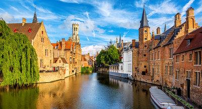 Naviguer à Bruges