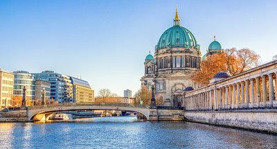 Cathédrale de Berlin et île des musées