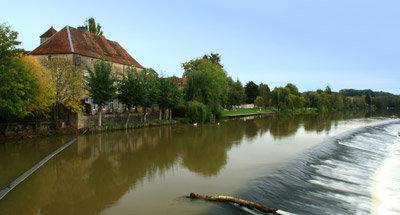 Scey-sur-Saône, Burgund