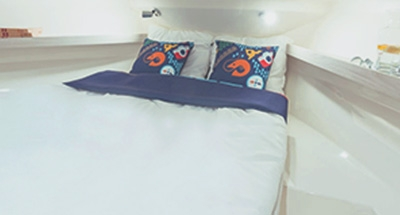 Cabines & Salles de bains du Horizon 2-S