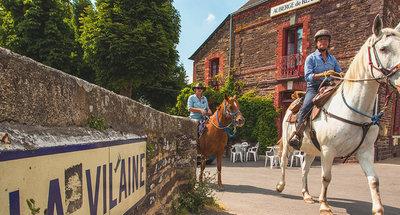 Korsaren Wochentour, Bretagne