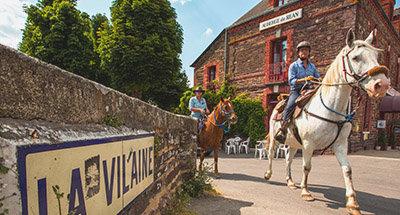 Equitation en Bretagne