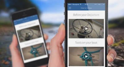Videos in de Le Boat App