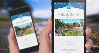 Le Boat App - Ziele und Sehenswürdigkeiten