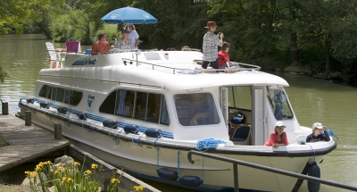 Hausboot Salsa A von Le Boat