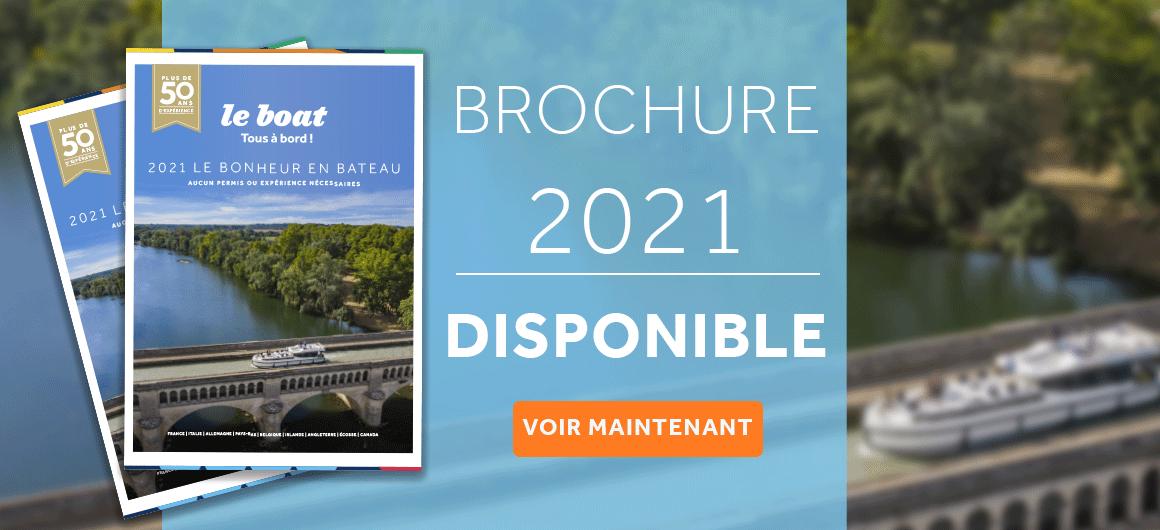 Brochure Le Boat 2021