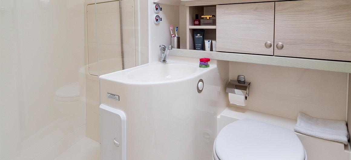 Horizon 1 - bathroom
