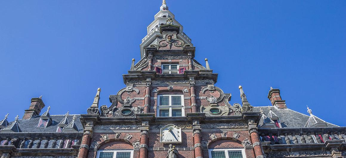 Rathaus Bolsward, Niederlande