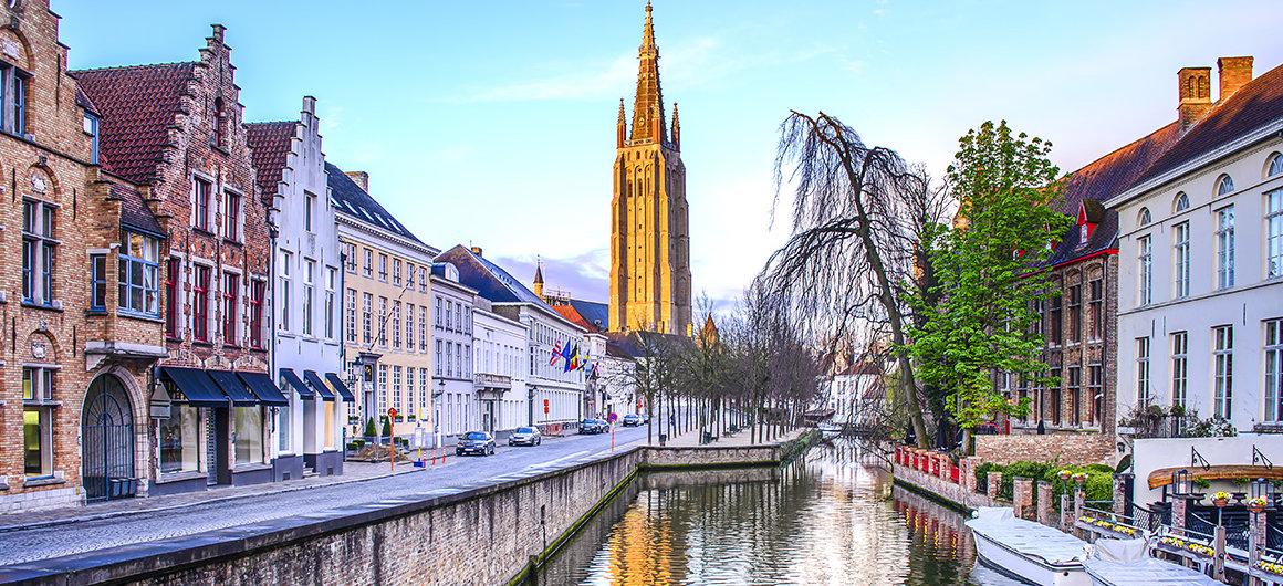 Église Notre Dame, Bruges