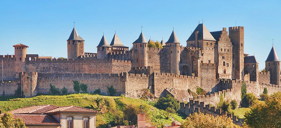 L'historique ville de Carcassonne