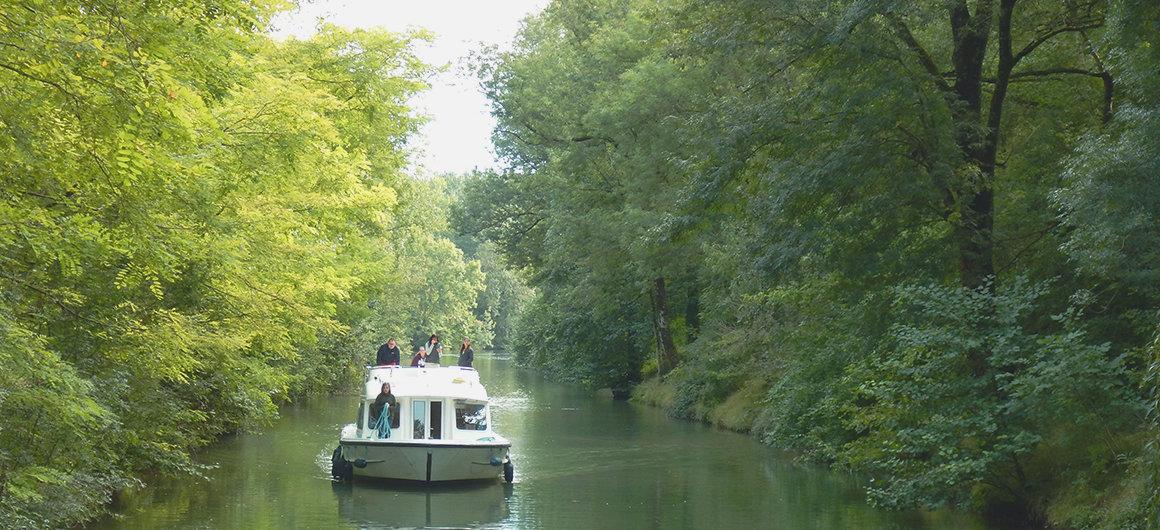 Jarnac in Charente