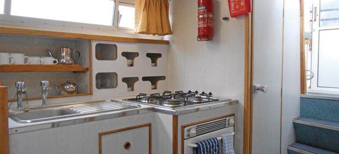 Kingfisher WHS - Küche