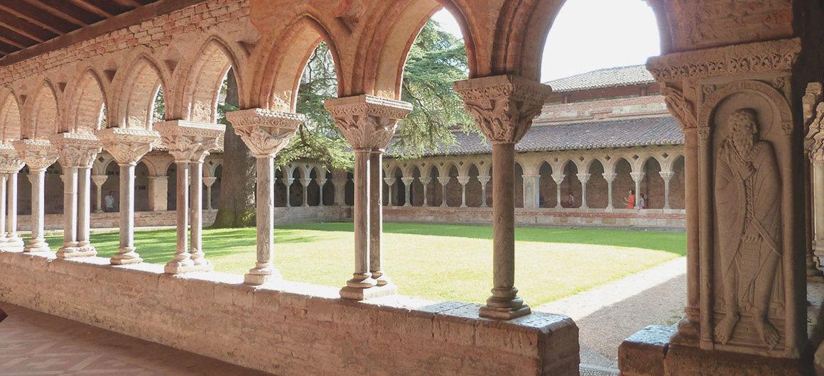L'Abbaye de Moissac, Aquitaine