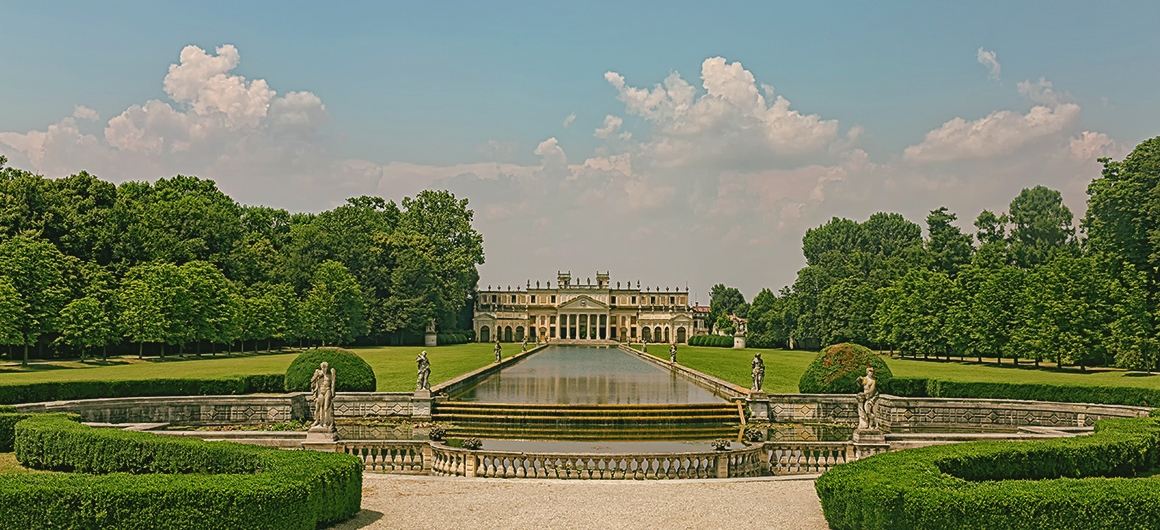 Villa Pisani à Stra