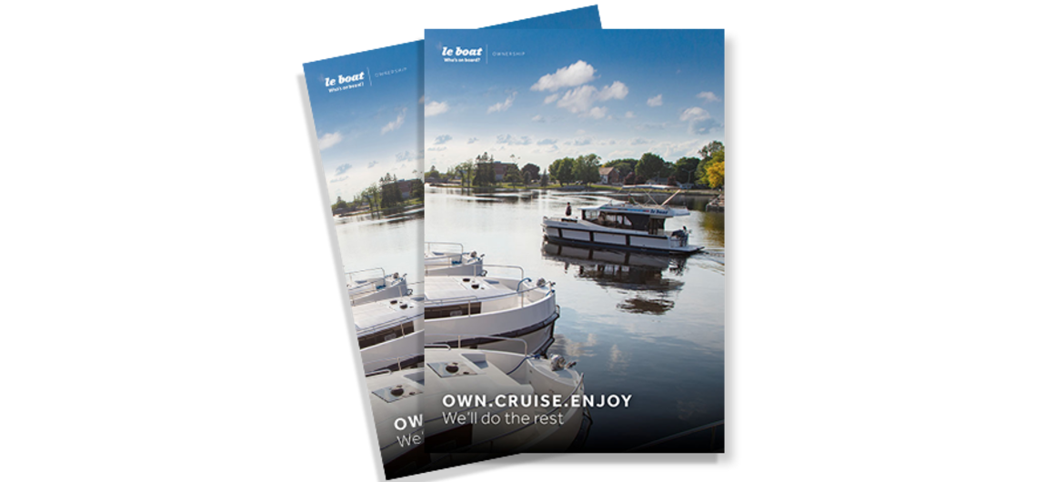 Brochure Vente de bateaux