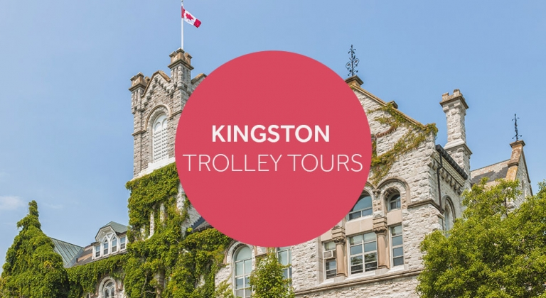Kingston Trolley Tours in Kanada