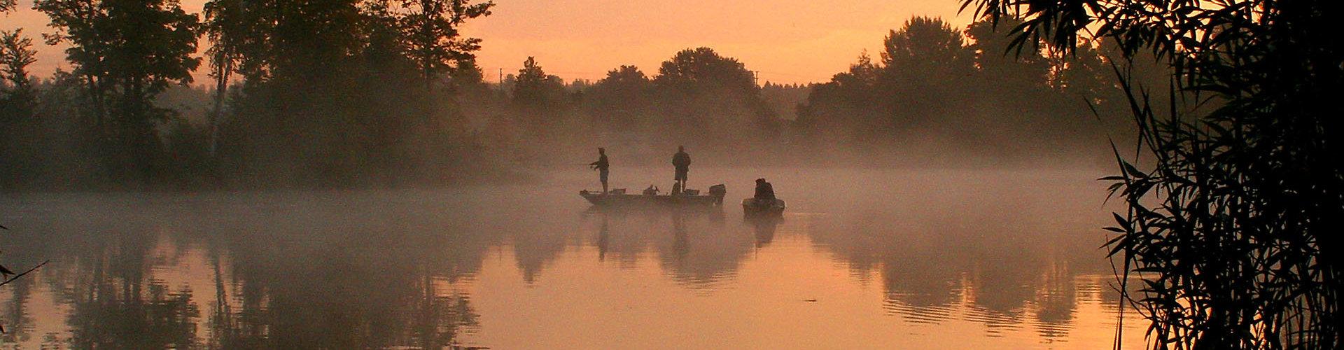 Pêche en lac