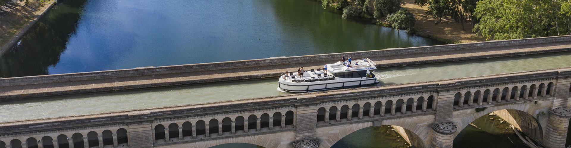 Hausbootferien 2021 mit Le Boat
