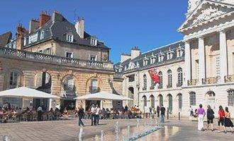 Place à Dijon