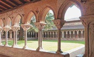 Kloster Moisac, Aquitanien