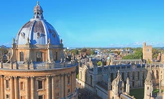 Les tours d'Oxford