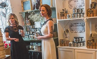 Boutique de Wick Witch à Merrickville